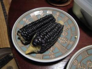 黒モチトウモロコシ