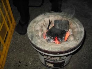炭焼きバーベキュー